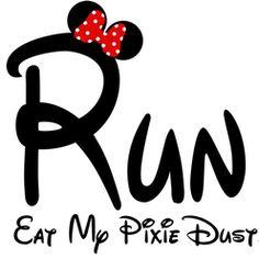 :) WDW Marathon Run :)