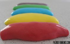 Homemade Silly Putty!