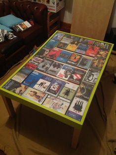 Coffee Table Cover Ideas diy furniture fixes on a dime tips ideas cover your scratched coffee Find This Pin And More On For The Home Materials Lack Coffee Table