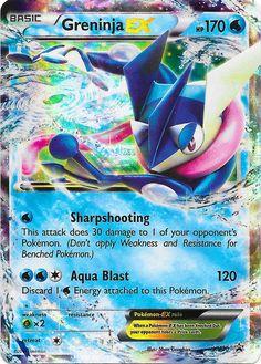 Pokemon TCG – Greninja EX Promo Card Review