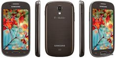 Samsung Galaxy Light (T-Mobile),Brown Price:$119.99 & FREE Shipping.  You Save:$130.01 (52%)
