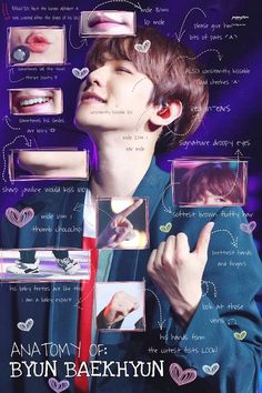 Baekhyun Chanyeol, Exo Ot12, Chanbaek, Exo Facts, Baekhyun Wallpaper, Exo Album, Exo Lockscreen, Kpop Aesthetic, Anatomy