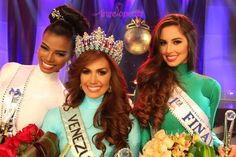 Miss Venezuela Mundo Pageant Info