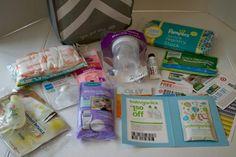 free baby gift bag at Target