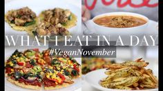 What I Eat in a Day #VeganNovember 14 (Vegan/Plant-based) | JessBeautician