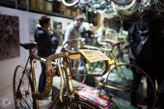 Fuorisalone 2016 (Milan Design Week) - Bicycles Museum at Rossignoli Bike Shop