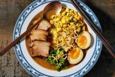 Red Miso, White Miso, Braised Pork Belly, Ramen Recipes, Fish Sauce, Rice Vinegar, Lemon Grass, Street Food, Seafood