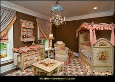 Beatrix Potter Nursery Decor Ideas Themed