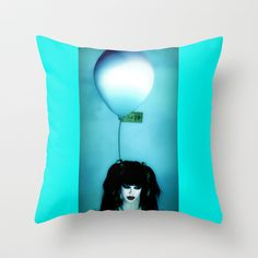 Hope Throw Pillow by Veronica Ventress - $20.00