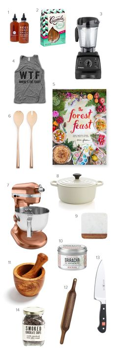 Gift Guide for: Foodies!