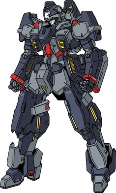 Figured I might as well start doing this now, yay. This is the AV-SXE Epsilon. It is just one of many mobile suits developed by a massive technological conglomerate known as Arcwalde Technologies i...