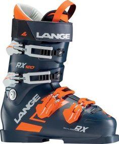 Lange Men s RX 120 Ski Boots Ski Packages 0b98e4e2691