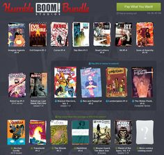 BOOM! Studios Partners with Humble Bundle to Benefit Comic Book Legal Defense Fund
