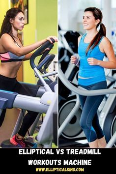 click images and read more details. Elliptical Vs Treadmill, Elliptical Trainer, Types Of Cardio, Cardio Machines, Best Gym Machines, Lose Weight, Weight Loss, Diet Plans For Women, Best Cardio