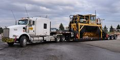 Argee Transport | Heavy Haul Trucking Overweight and Oversized Loads