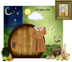 """Once Upon a Time"" by mitzijacks ❤ liked on Polyvore"
