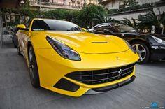 ❦ Ferrari F12
