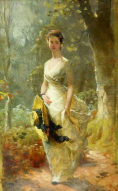 Impressioni Artistiche : ~ George Elgar Hicks ~ English artist, 1824-1914
