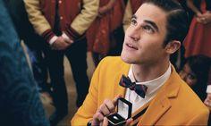 Blaine ♥ glee