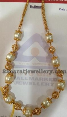pearl indian gold set - Google Search