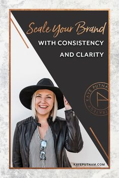 Scale Your Brand with Clarity and Consistency - Kaye Putnam | Psychology Driven Brand Strategist. Build the brand consistency that makes you a market leader. Your brand starts to instill the trust that leads to ongoing client relationships. ...Soon, you'll start to field more inbound leads, shorten the sales cycle, and build a base of loyal clients who think of you first when looking for solutions.