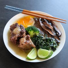Oxtail Mushroom Bone Broth Soup will ensure you enjoy your intake of bone broth in your diet, as well as other food you add in. This is not really a recipe but a way you can put together your bowl of bone broth, if you already have some made up. If you normally have just...Read More »