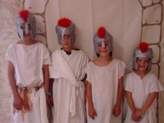 The cardboard crafter project ideas roman soldier costume roman soldiers solutioingenieria Choice Image