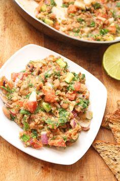 Foul Mudammas (Egyptian Fava Beans) | One Arab Vegan