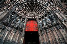 Notre Dame de Strasbourg- France