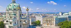 Austria, Europe, Vienna (Credit: Credit: Karl Thomas/allOver images/Alamy)