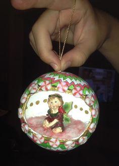 Abby's Ornament 2016