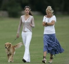Casual and pretty.  #Kate #Middleton