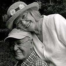 old couples in love - Google Search