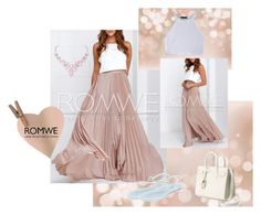 """""""Romwe 2"""" by magicofthemoment ❤ liked on Polyvore featuring Humble Chic, L.K.Bennett and Yves Saint Laurent"""