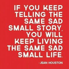 Change the way you tell your story