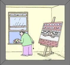 Sometimes art doesn't improve life...