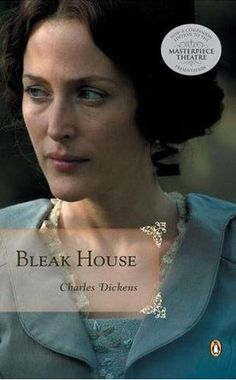 """Bleak House. Chas. Dickens. Only recently did the OED remove the word """"growlery"""" from the dictionary. It came from this book and I sometimes wish I had a growlery to go to when I'm in a great fluster and need to think."""