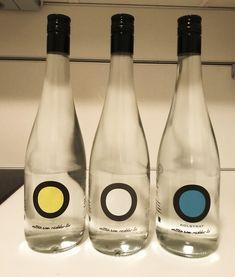0 – Vatten som räddar liv, Package design Package Design, Water Bottle, Packaging, Drinks, Silver, Drinking, Beverages, Packaging Design, Water Bottles