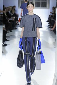 Balenciaga RTW Fall 2014 - Slideshow - Runway, Fashion Week, Fashion Shows, Reviews and Fashion Images - WWD.com