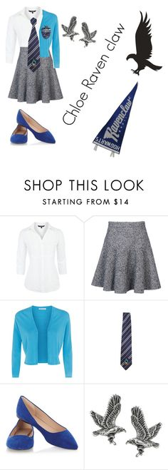 """Going to platform 9 3/4"" by camillathebest ❤ liked on Polyvore featuring Maine New England, Dolce&Gabbana, Fenn Wright Manson, Oasis, Tressa, women's clothing, women's fashion, women, female and woman"