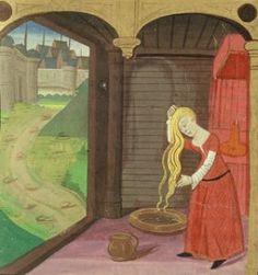 L'hygiène au Moyen-âge