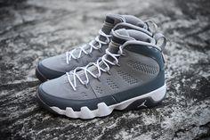 Release Reminder: Air Jordan 9 Retro Cool Grey