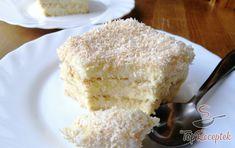 Easy Cake Recipes - New ideas Quick Dessert Recipes, Easy Cake Recipes, Köstliche Desserts, Delicious Desserts, Drink Recipe Book, Food Cakes, Recipe For 4, Pavlova, Popular Recipes