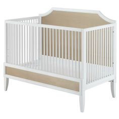 ducduc for Land of Nod Verona Crib (convertible to bed)