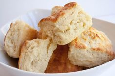 Fluffy Buttermilk Biscuits. The fluffiest, tender, most delicious buttermilk biscuits with video tutorials and tips to insure your success!