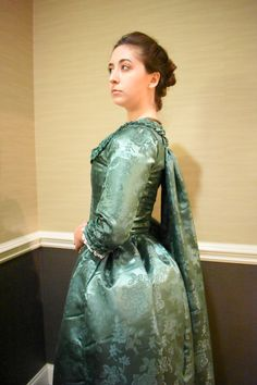 Versaille Dress Marie Antoinette Dress 18th Century Gown