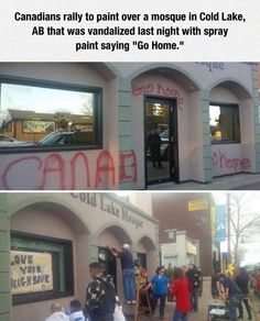 Canadians Are Amazing People