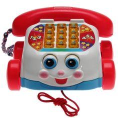 Fisher-Price - 1999 - Chatter Pal Phone 72774 9th Birthday, Fisher Price, Landline Phone, Kids, 9 Year Anniversary, Young Children, Boys, 9th Anniversary, Children