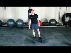 Maximized Living:   Core Workout (Renegade Rows)