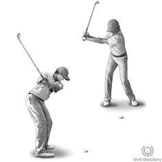 Golf Backswing - Proper Halfway Back Position Golf Backswing, Golf Tips, Positivity, Drills, Disney Characters, Top, Free, Drill, Crop Shirt